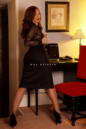 Cecille massage sensuel escorte
